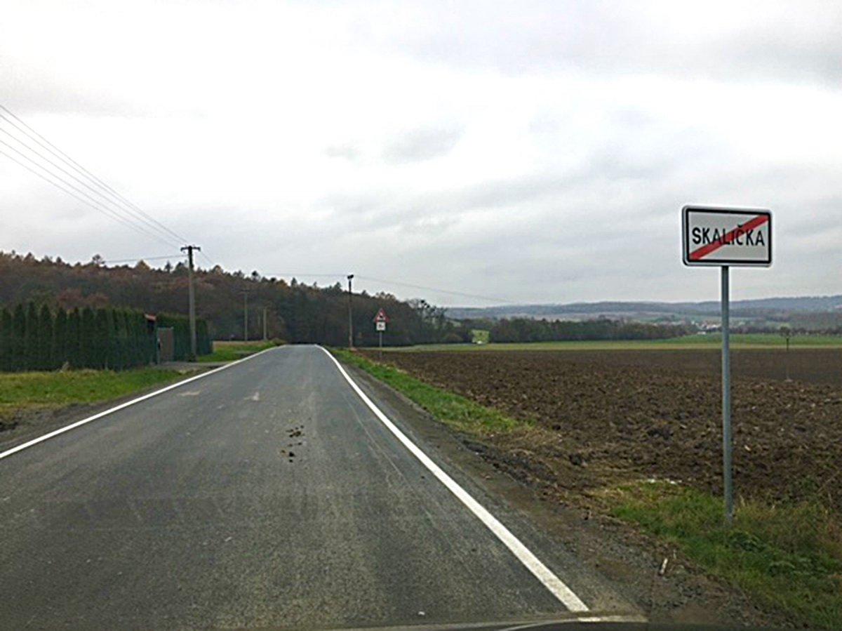 Kraj opravil na Hranicku další silnici