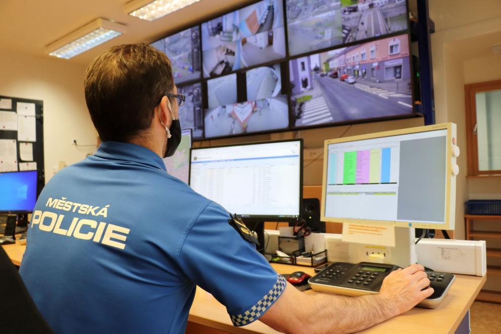 Pořádek v Přerově budou hlídat kamery, preventisté i domovníci