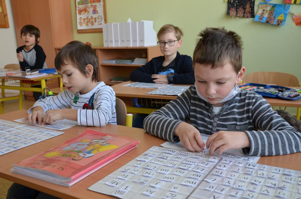Zápisy do škol proběhnou bez účasti předškoláků