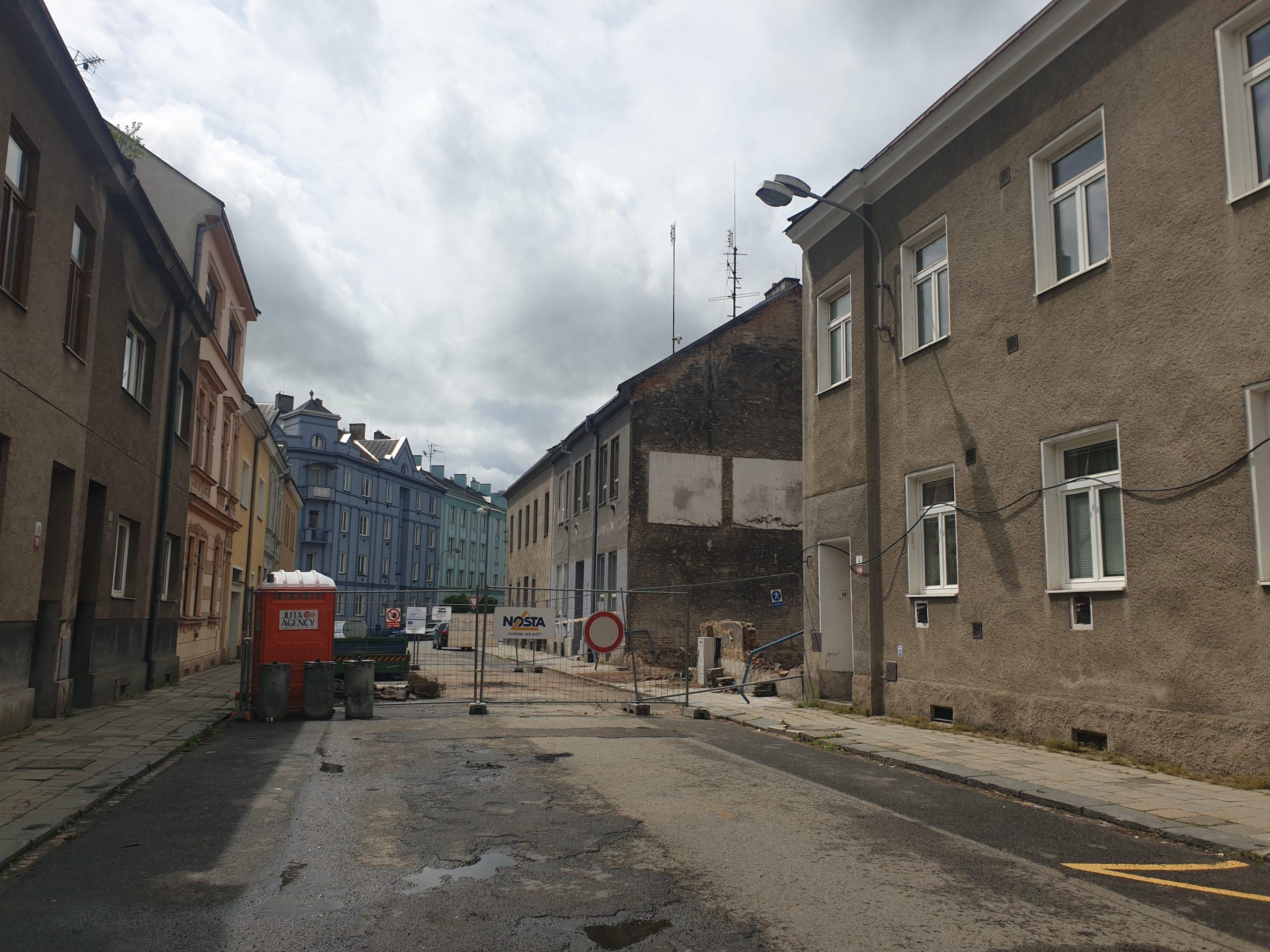 V Jungmannově ulici mají vzniknout sociální byty