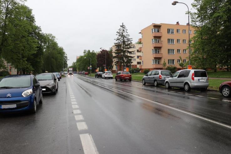 Dvanáct kilometrů přerovských ulic čeká strojní čištění