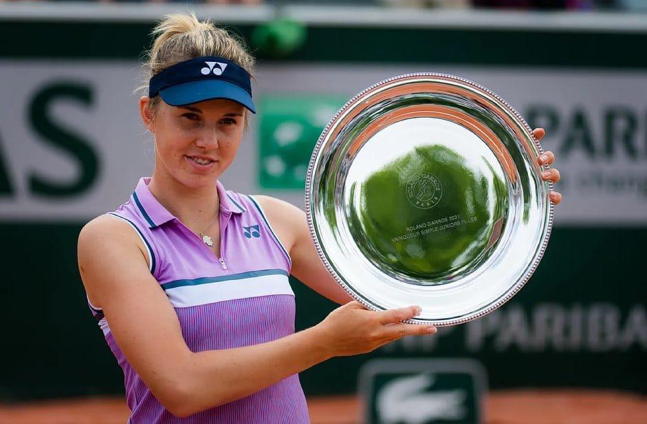 Linda Nosková z TK Přerov vyhrála juniorské Roland Garros