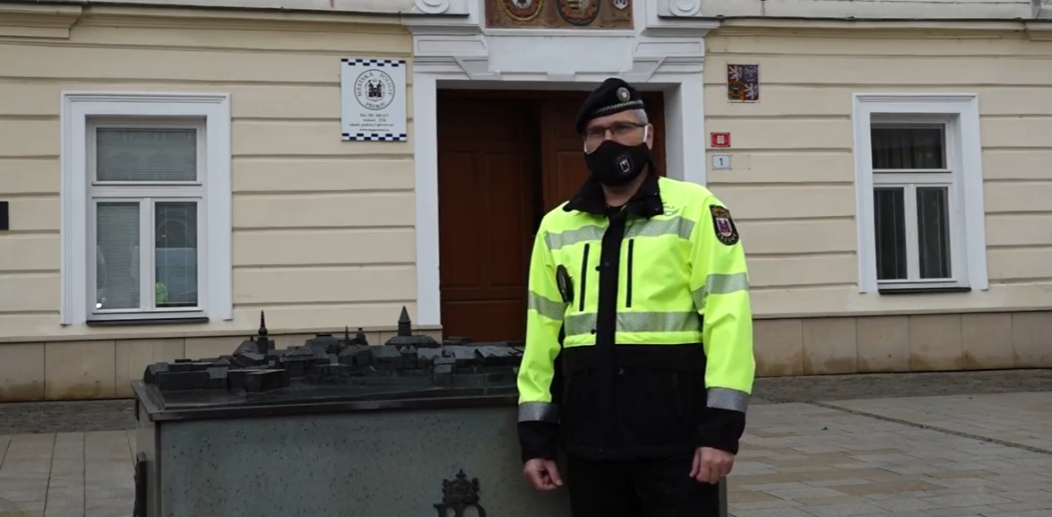 Přerovský strážník získal cenu Magnesia Litera v kategorii Blog roku
