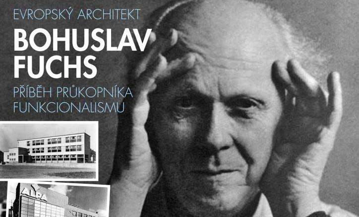 V Pasáži můžete navštívit výstavu zasvěcenou významnému architektovi Bohuslavu Fuchsovi