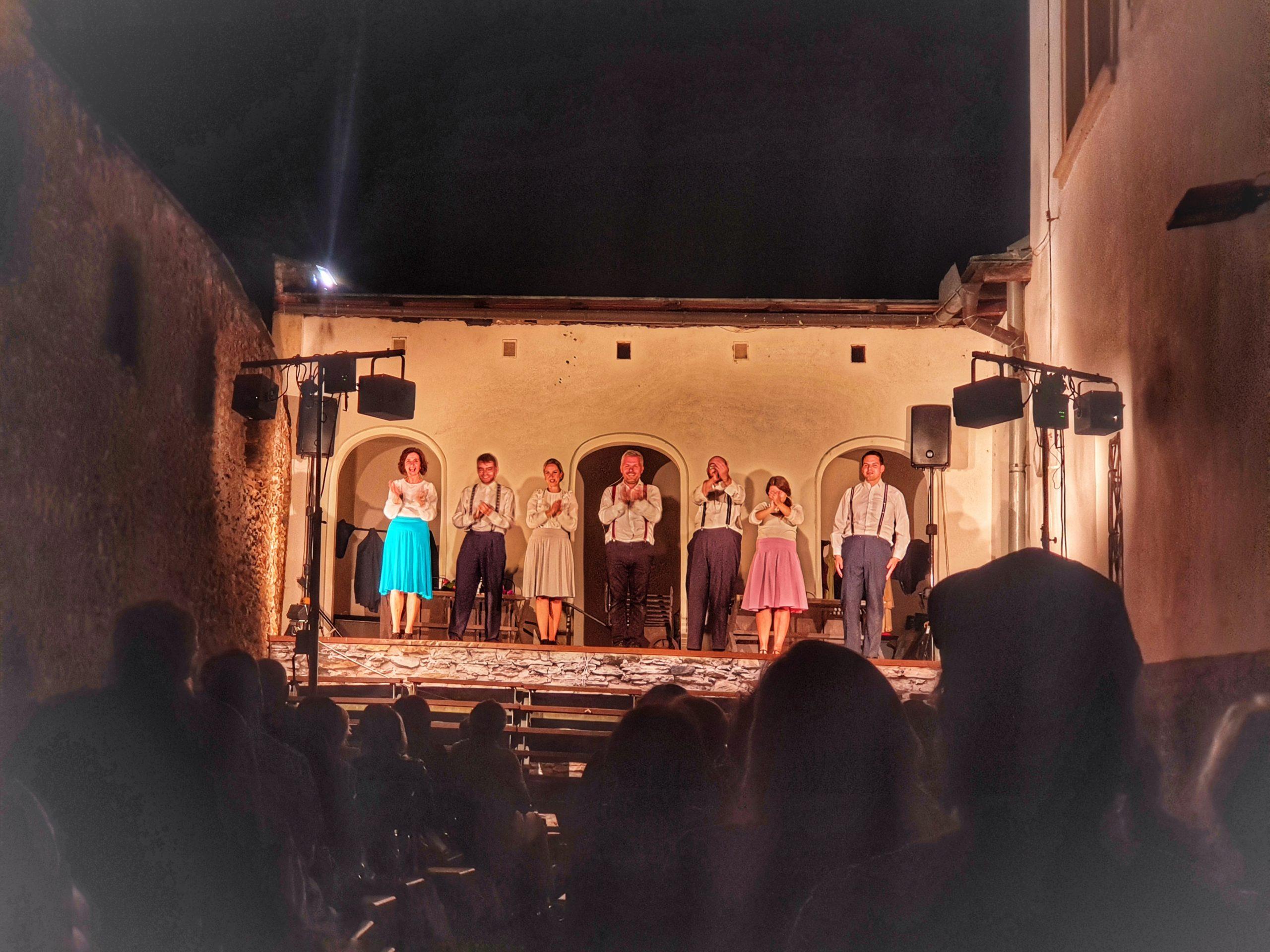 Na letní divadelní scéně v Přerově se bude hrát po celý srpen a září